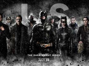 """Personajes de """"The Dark Knight Rises"""""""